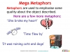 GCSE English (9-1) Writing Fiction - Descriptive Writing (slide 22/91)