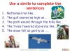 GCSE English (9-1) Writing Fiction - Descriptive Writing (slide 38/91)