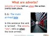 GCSE English (9-1) Writing Fiction - Descriptive Writing (slide 65/91)