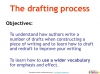 GCSE English (9-1) Writing Fiction - Descriptive Writing (slide 83/91)