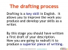 GCSE English (9-1) Writing Fiction - Descriptive Writing (slide 84/91)