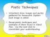 GCSE Poetry and Place Teaching Resources (slide 48/68)