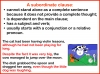 Get Ready for the SATs - Grammar and Punctuation (slide 48/175)