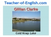 Gillian Clarke Poetry Pack Teaching Resources (slide 3/4)