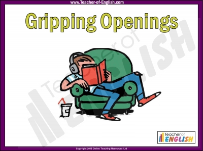 Gripping Openings