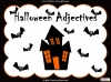 Halloween Adjectives Teaching Resources (slide 1/26)