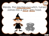 Halloween Adjectives Teaching Resources (slide 17/26)