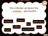 Halloween Adjectives Teaching Resources (slide 23/26)