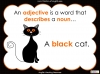 Halloween Adjectives Teaching Resources (slide 4/26)