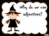 Halloween Adjectives Teaching Resources (slide 7/26)
