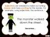 Halloween Adjectives Teaching Resources (slide 8/26)