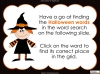 Halloween Word Search 2 (slide 2/7)