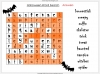 Halloween Word Search 2 (slide 6/7)