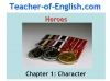Heroes (Robert Cormier) Teaching Resources (slide 15/126)