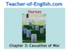 Heroes (Robert Cormier) Teaching Resources (slide 39/126)