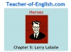 Heroes (Robert Cormier) Teaching Resources (slide 61/126)