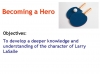 Heroes (Robert Cormier) Teaching Resources (slide 69/126)