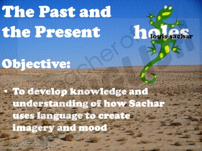 Holes - Louis Sachar - teaching resources - 149 slide Powerpoint with ...