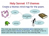 Holy Sonnet 17 (slide 34/37)