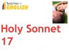 Holy Sonnet 17 (slide 8/37)