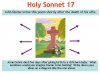 Holy Sonnet 17 (slide 9/37)