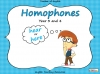 Homophones - Year 3 and 4 Teaching Resources (slide 1/19)