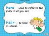 Homophones - Year 3 and 4 Teaching Resources (slide 6/19)