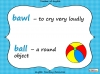 Homophones - Year 3 and 4 Teaching Resources (slide 7/19)