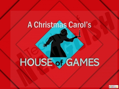 House of Games - A Christmas Carol