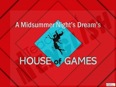 House of Games - A Midsummer Night's Dream Teaching Resources