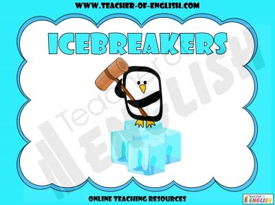Icebreakers Teaching Resources