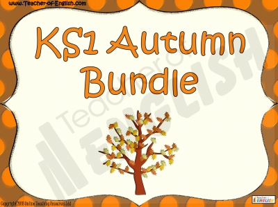 KS1 Autumn Bundle