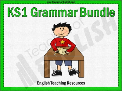 KS1 Grammar Bundle Teaching Resources