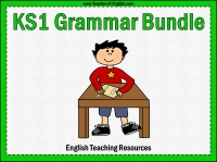KS1 Grammar Bundle