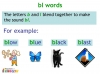 KS1 Reading and Blending Letters and Sounds (slide 10/43)