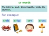 KS1 Reading and Blending Letters and Sounds (slide 22/43)