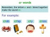 KS1 Reading and Blending Letters and Sounds (slide 25/43)