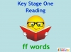 KS1 Reading and Blending Letters and Sounds (slide 32/43)