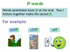 KS1 Reading and Blending Letters and Sounds (slide 34/43)
