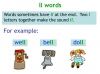 KS1 Reading and Blending Letters and Sounds (slide 40/43)