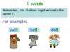 KS1 Reading and Blending Letters and Sounds (slide 43/43)