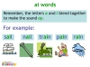 KS1 Reading and Blending Letters and Sounds (slide 7/43)