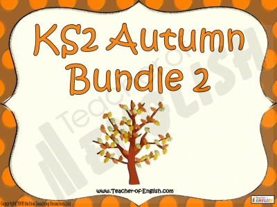 KS2 Autumn Bundle 2