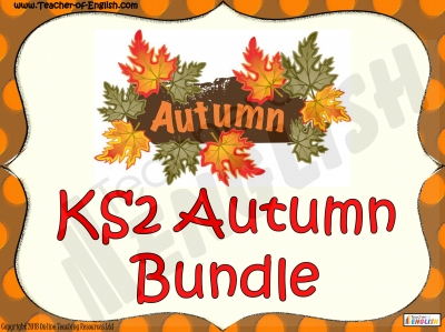 KS2 Autumn Bundle