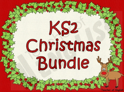 KS2 Christmas Bundle