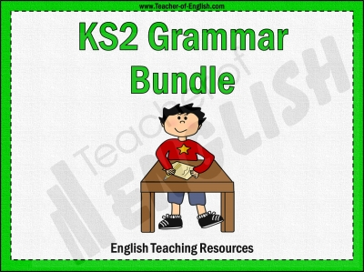 KS2 Grammar Bundle