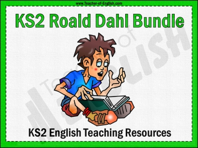 KS2 Roald Dahl Bundle