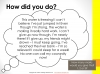 KS2 SATs English Reading - Thoughts and Feelings Teaching Resources (slide 25/28)
