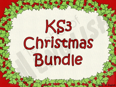 KS3 Christmas Bundle
