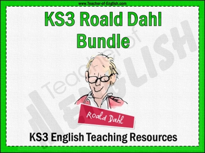 KS3 Roald Dahl Bundle